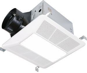 200 CFM / 2.0 Sone / LED Light & Night Light / DC Motor