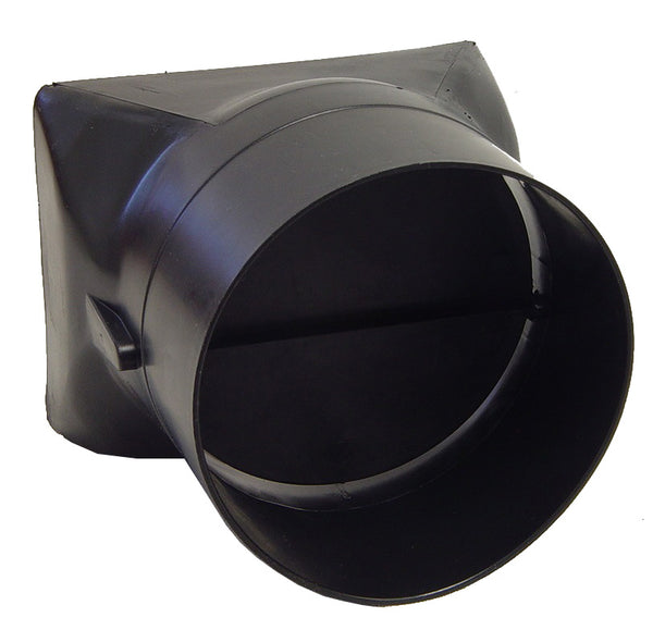 Duct Adapter for SE Series Bathroom Ventilation Fan