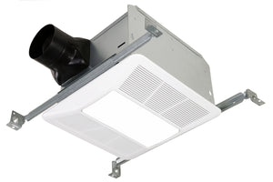 90 CFM / 0.3 Sone / LED Light & Night Light