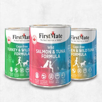 FirstMate 50/50 Dog Cans 12.2 oz