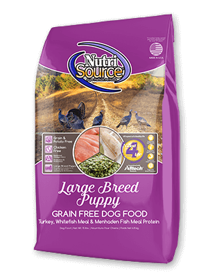 Nutrisource Grain Free Large Breed Puppy