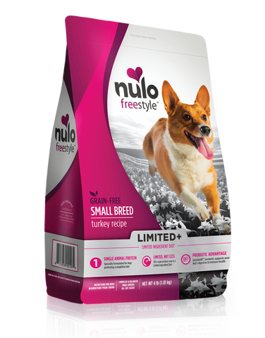 Nulo Freestyle Small Breed LID Turkey