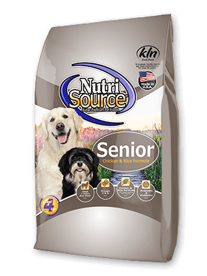 Nutrisource Chicken & Rice Senior