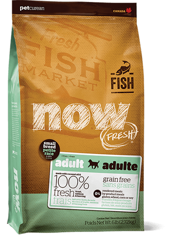 Petcurean Now! Small Breed Fish
