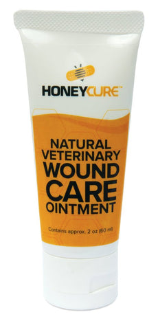 Honey Cure Wound Care Ointment