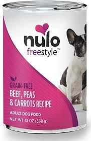 Nulo Freestyle Grain Free Dog Cans 13 oz
