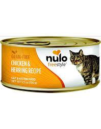 Nulo Freestyle Cat Cans 5.5oz