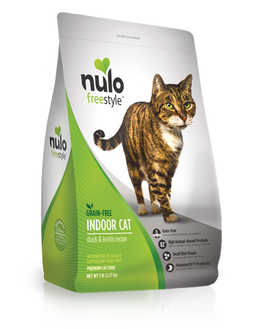Nulo Indoor Cat