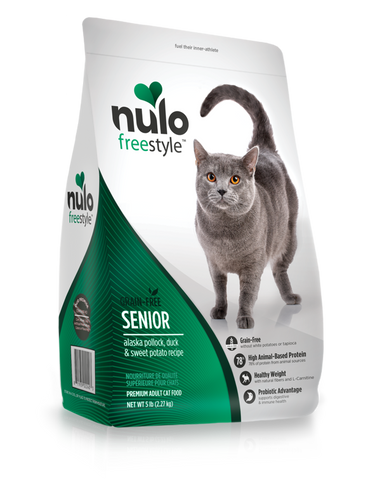 Nulo Senior Cat