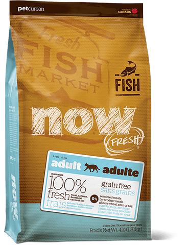 Petcurean Now! Adult Cat Fish