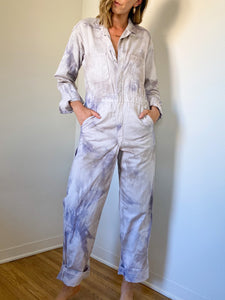 Pale Blue Coverall