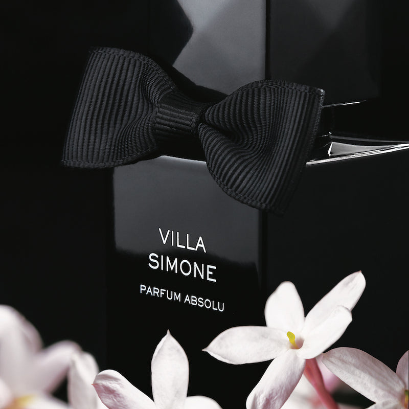 Villa Simone parfum absolu nature morte