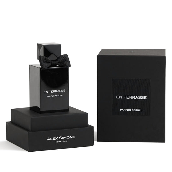 En Terrasse parfum absolu 100ml box