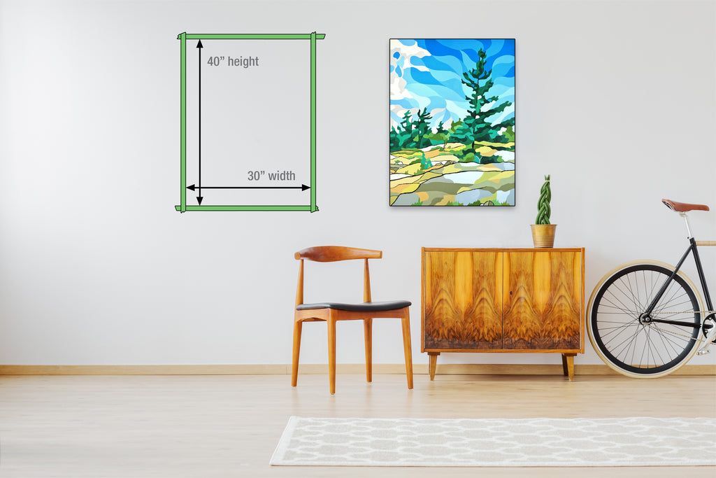 How To Choose The Right Size Of Art For Your Space