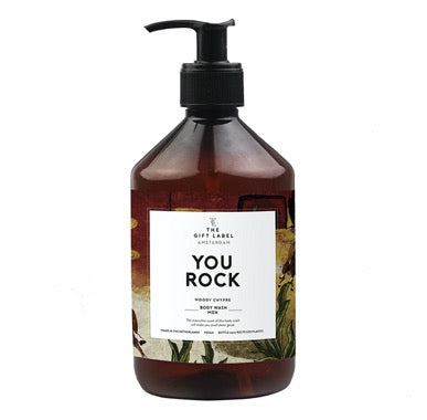 Body wash men -  You rock
