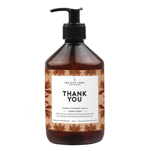 Handsoap - Thank you