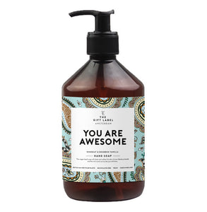 Handsoap - You are awesome