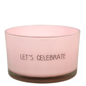 Let's celebrate - green tea time