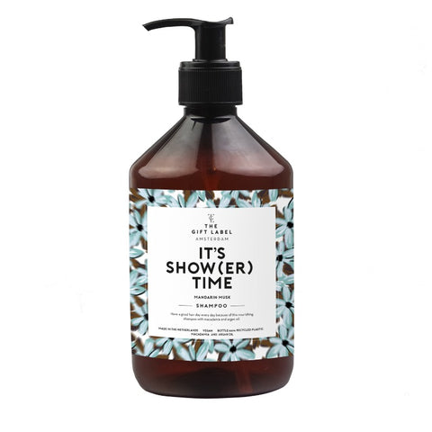 Shampoo - It's show(er) time