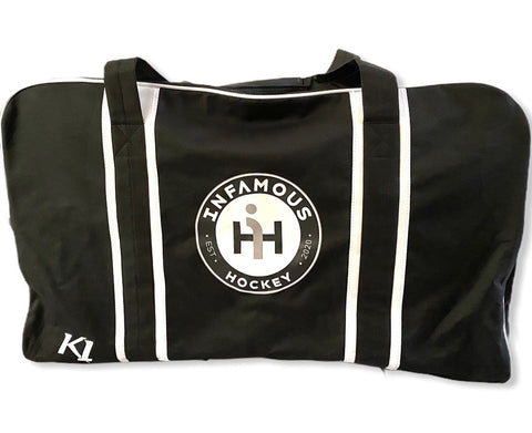 Infamous Hockey Player Bag - Infamous Hockey