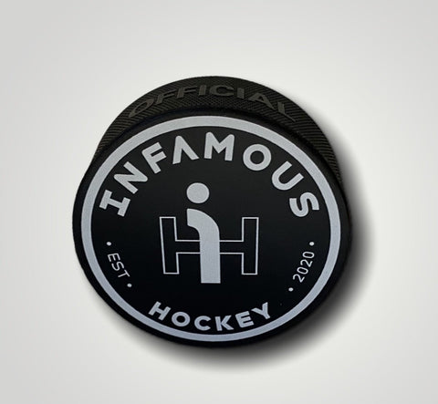 Infamous Hockey Puck - Infamous Hockey