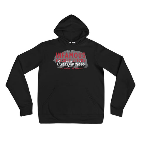 California Infamous Hoodie - Infamous Hockey