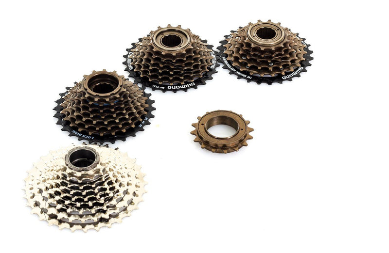 Dillenger and Shimano Freewheels