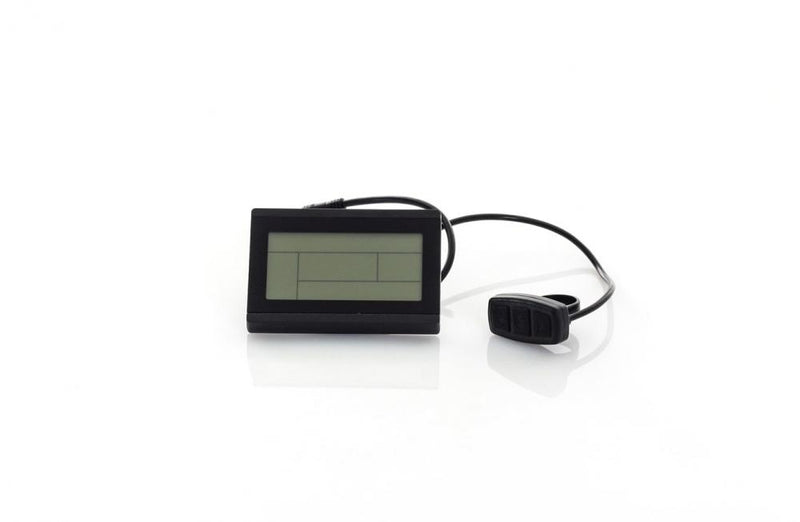 Dillenger KT3 LCD Display