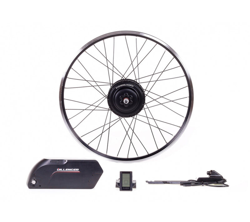 Premium Offroad Electric Bike Kit