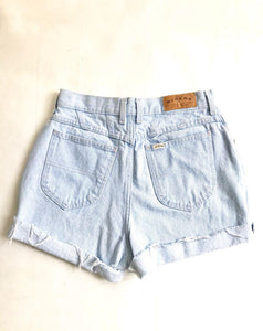 Light denim Denim shorts, Riders M