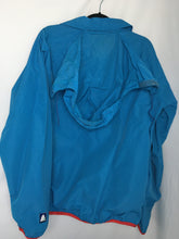 Load image into Gallery viewer, Teal 90s Oversized Teal Windbreaker, High Sierra XL