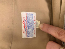 Load image into Gallery viewer, 1970s khaki leisure shirt, M/L