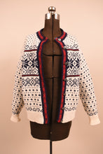 Load image into Gallery viewer, Norwegian Wool Sweater, By LL Bean, M/L