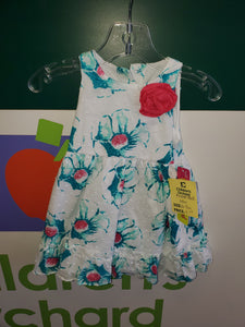 Size 6-9m Penelope Mack dress. NWT