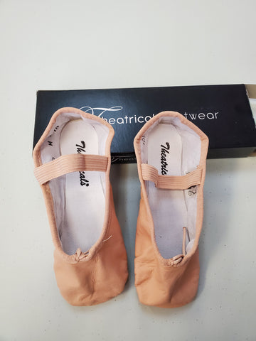 Size 13 Theatrical Ballet shoes. NWT