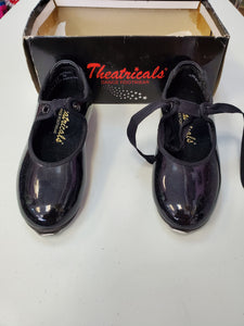 Size 7.5 Theatrical Tap shoes. NWT