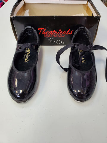 Size 4 Theatrical Tap shoes. NWT