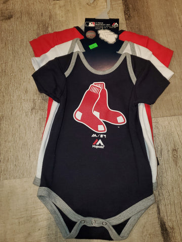 Size 24M Red Sox Onesies. NWT