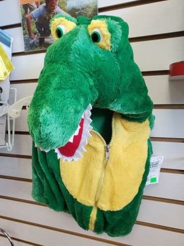 Size 18M-3 Alligator costume.