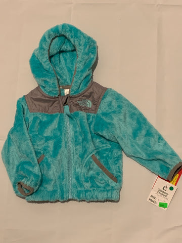 Size 6-12M North Face Jacket