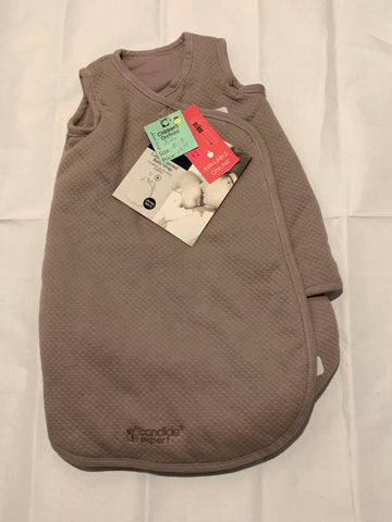 Size 0-3M Candide swaddle. NWT