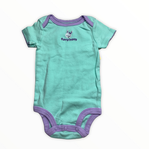 First Moments Onesie 6M
