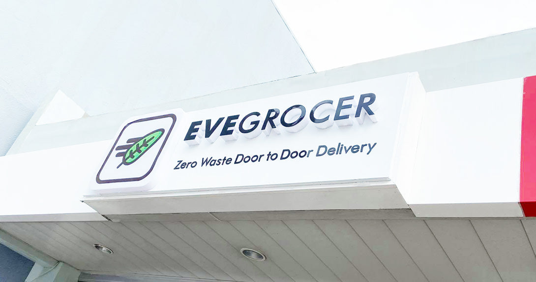 Eve Grocer Physical Store