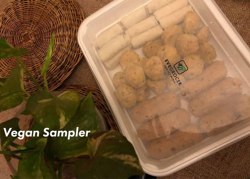 Vegan Sampler