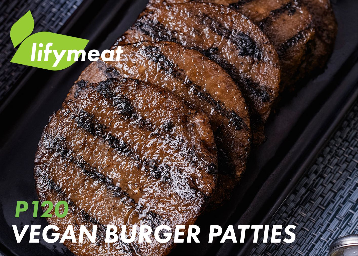 Vegan Burger Patty