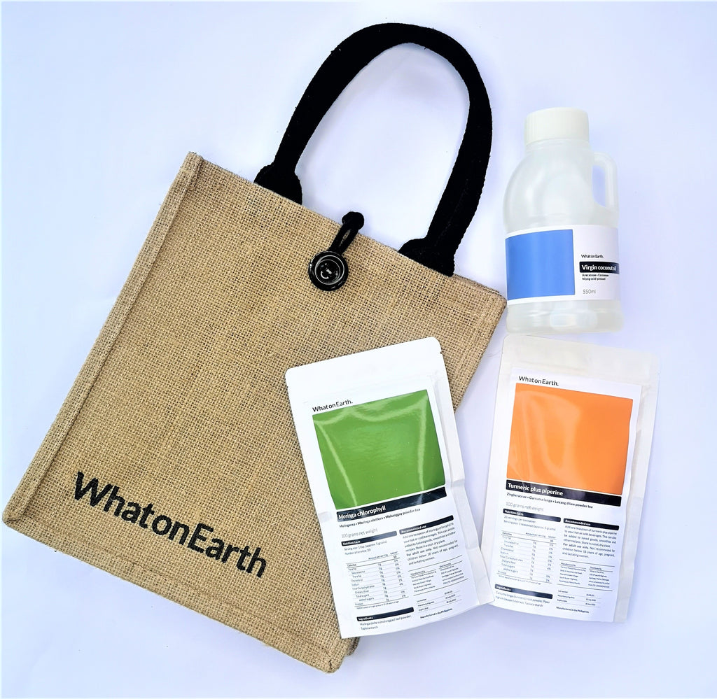 Gift Bags from What On Earth