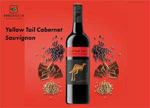Yellow Tail Cabernet Sauvignon 750ml