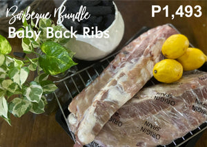 Barbeque Bundle - Baby Back Ribs