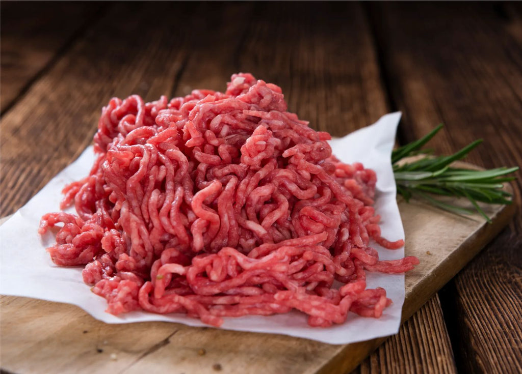 Lean of Ground Beef