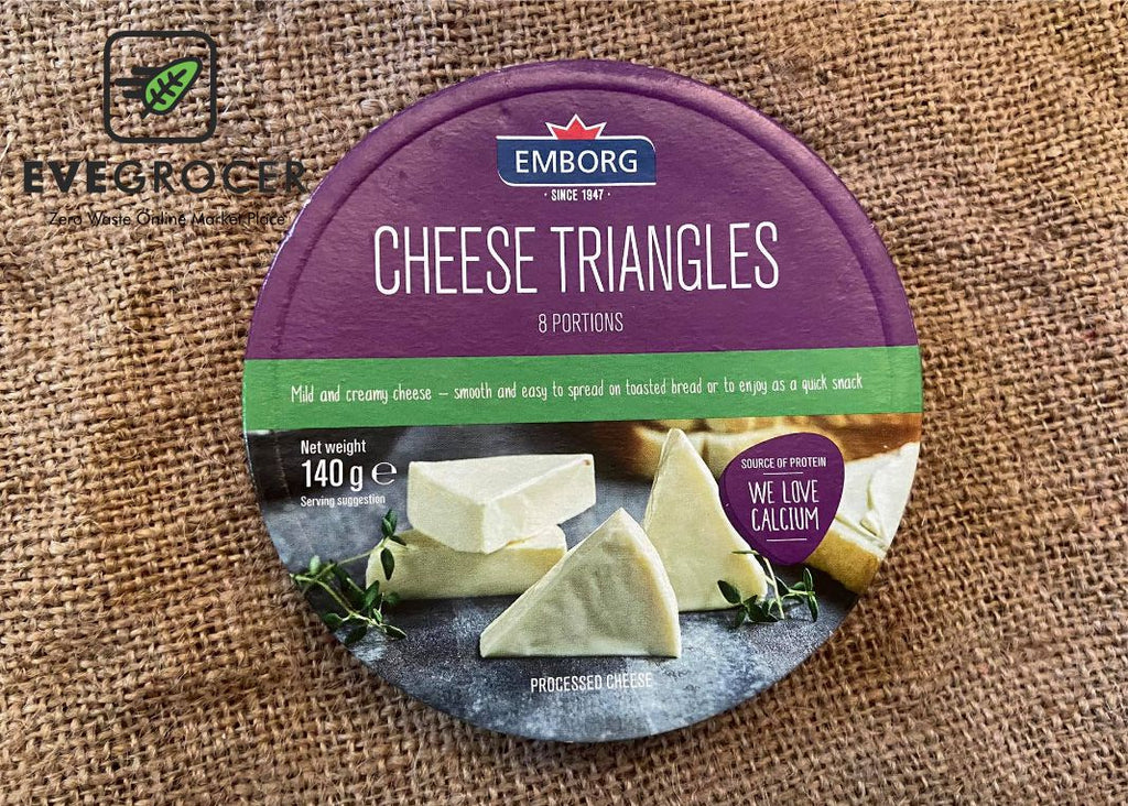 Cheese Traingles